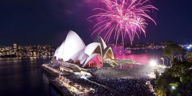 Resultado de imagem para Ano Novo - Sydney
